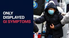 Paciente cujo único sintoma era dor de estômago é diagnosticado com vírus do PCC