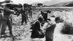 O Partido Comunista Chinês inventou métodos de tortura cruéis e perturbadores durante a Segunda Guerra Mundial