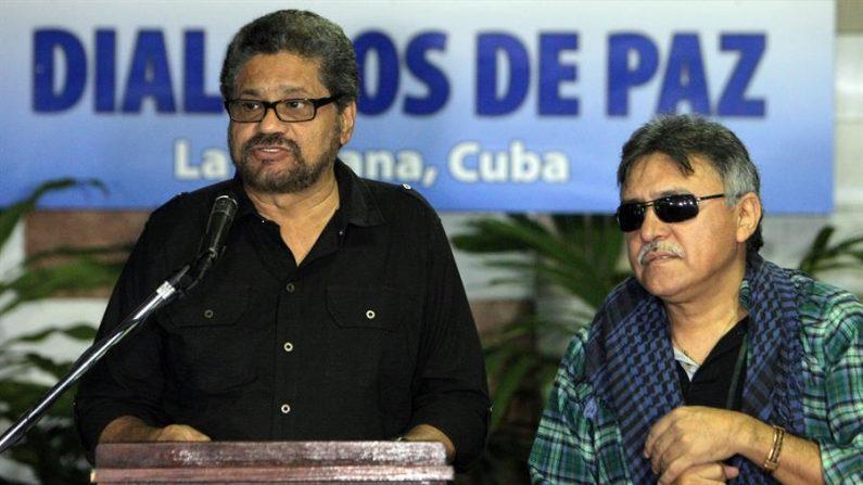 Colômbia pede ao mundo que 'tome nota' das acusações dos EUA contra dissidentes das FARC