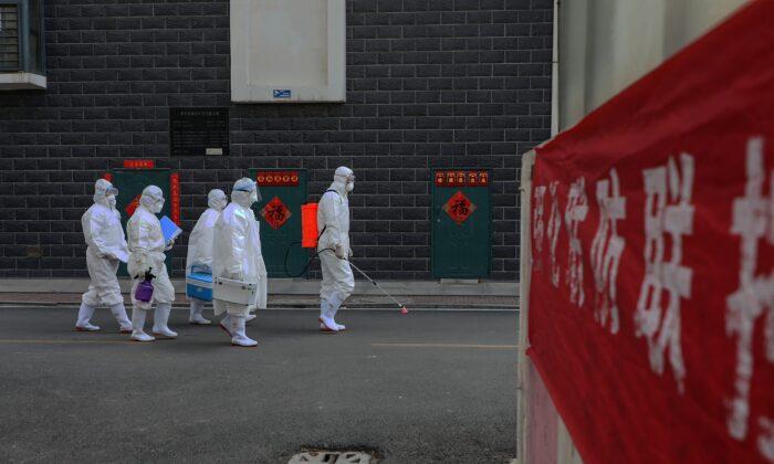 Documentos filtrados revelam 52 vezes mais infecções por coronavírus do que relatado pela China