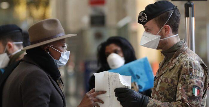 Com 415 novos óbitos, Itália ultrapassa marca de 26 mil mortes por Covid-19