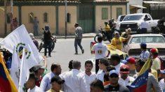 Juan Guaidó sofre atentado perante a ONU e a CIDH