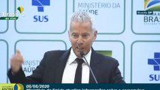 Brasil registra 488 casos suspeitos de coronavírus