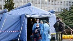 Ator italiano pede ajuda em vídeo após sua irmã falecer com coronavírus em casa