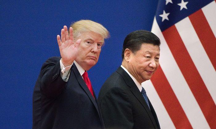 Pandemia justifica política chinesa de Trump