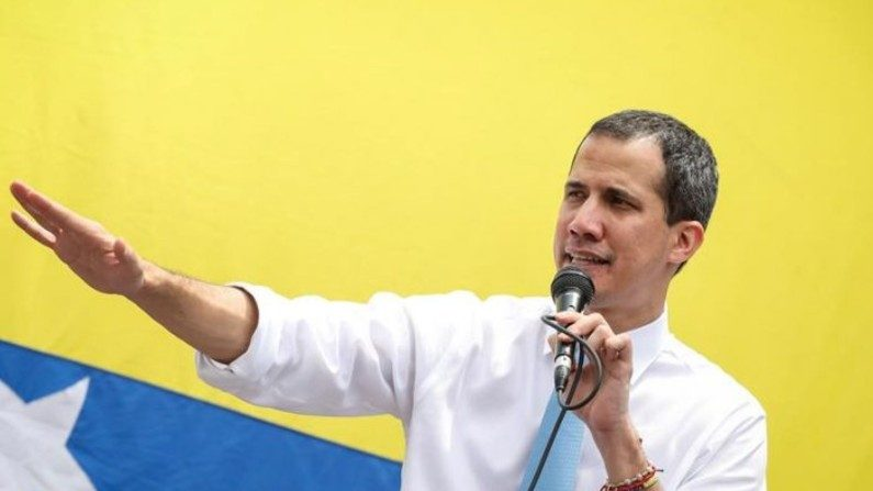 Guaidó quer oposição fora das legislativas na Venezuela