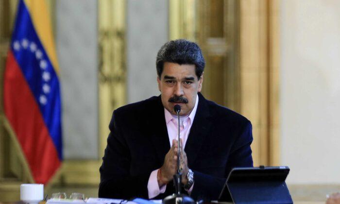 Maduro vende ouro venezuelano em Londres com ajuda da ONU
