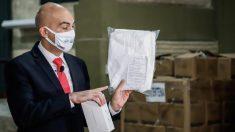 Paraguai recebe suprimentos médicos defeituosos da China