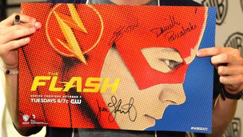 Ator de The Flash, Logan Williams morre de repente aos 16 anos