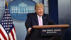 Trump anuncia força tarefa 'Abrindo nosso país' e considera a 'maior decisão' de sua vida