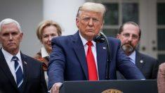 Trump testa negativo para vírus do PCC pela segunda vez