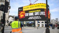 Mortes por vírus do PCC no Reino Unido totalizam 10.612, após 737 mortes em um dia
