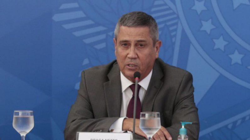 Braga Netto: 'Se a economia não voltar, vai ter gente morrendo de fome'