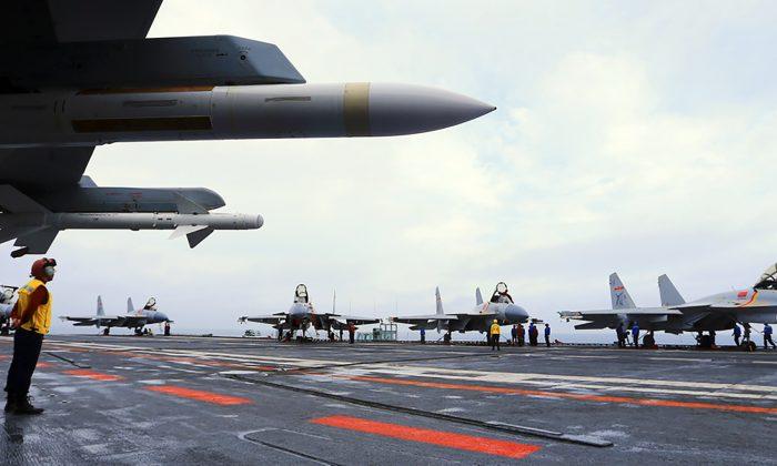 Violações da China ao espaço aéreo de Taiwan estão testando a resposta dos EUA em meio à pandemia