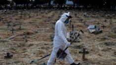 Brasil soma mais 39 mortes em 24 horas e total chega a 240, com 6.836 casos