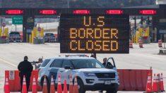 Canadá e EUA concordam em manter fronteiras fechadas até 21 de julho