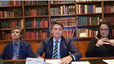 Bolsonaro defende retomada gradual das atividades no Brasil