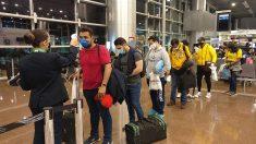 México e Brasil repatriam 250 cidadãos afetados pela pandemia da Covid-19