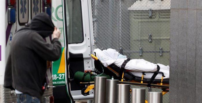 Nova Iorque chega a 113.704 casos de Covid-19, e governo espera pico em sete dias