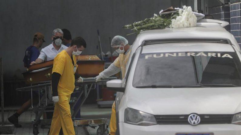 Brasil ultrapassa 7.000 mortes e 100.000 casos do vírus do PCC