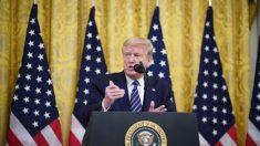 Trump: cancelar a dívida dos EUA com a China é um 'jogo difícil'