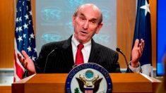 Elliott Abrams: uma transição 'virá' para a Venezuela
