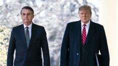 Trump proíbe entrada de estrangeiros vindos do Brasil diante da severidade da pandemia