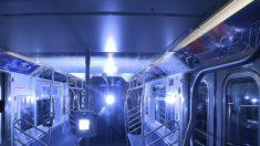 Metrô de Nova Iorque testa luz UV germicida para matar COVID-19