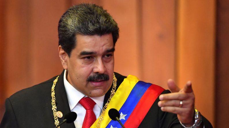 Regime iraniano tira proveito de ouro roubado por Maduro