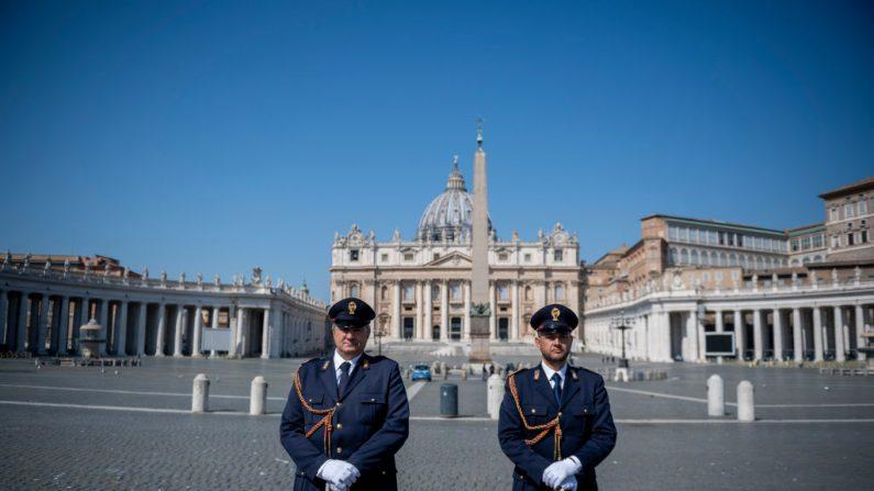 Pandemia destaca laços do Vaticano com regime chinês