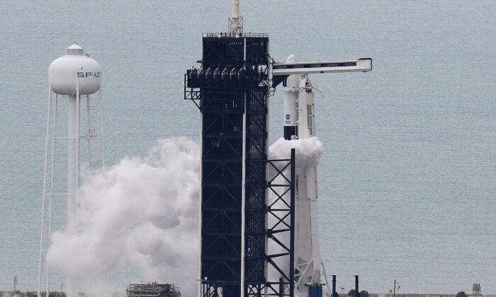 NASA adia lançamento da SpaceX devido ao clima