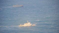 Polícia argentina escolta navio chinês infrator para que compareça à Justiça