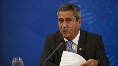 Ministros atualizam informações sobre covid-19 no Brasil