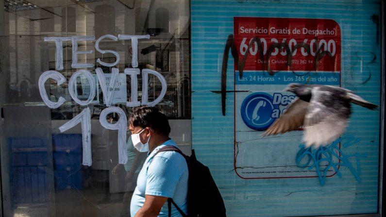 Confinamento obrigatório para 5,5 milhões de chilenos começa hoje