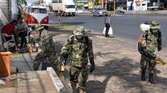 """Presidente do Paraguai vê Brasil como """"grande ameaça"""" devido a coronavírus"""
