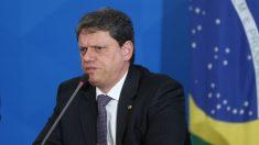 Ministro da Infraestrutura diz que Brasil vive revolução ferroviária
