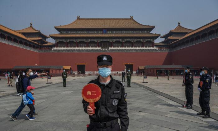Encobrimento pandêmico lança luz sobre padrão deceptivo de Pequim, afirma relatório