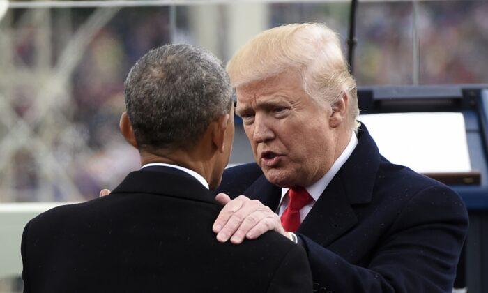 Trump: 'Obamagate foi o maior crime político da história americana'