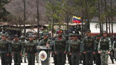 "Venezuela emprega 25 mil militares para procurar supostos ""invasores do país"""