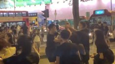 Homem é ferido em Hong Kong após defender funcionário do Epoch Times de facada e diz que não se arrepende