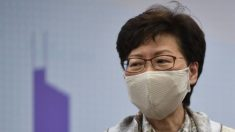 Líder de Hong Kong se reúne com altos funcionários de Pequim para discutir lei de segurança