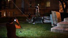 Trump denuncia onda de demolição de estátuas