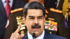 Maduro dá 72 horas ao embaixador da UE para deixar a Venezuela em retaliação às sanções