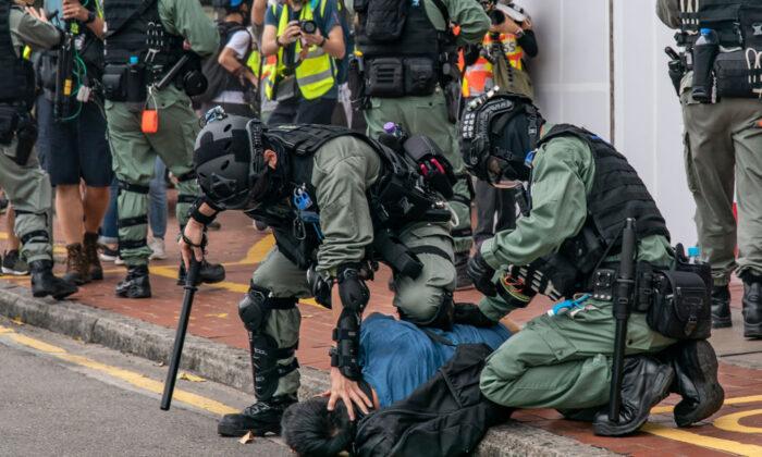 Seria Hong Kong o novo Tiananmen?