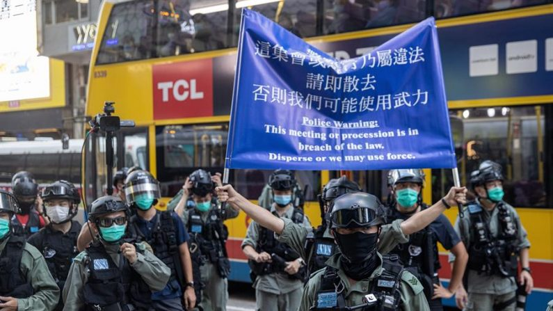 Regime comunista chinês aprova nova lei de segurança para aumentar controle sobre Hong Kong
