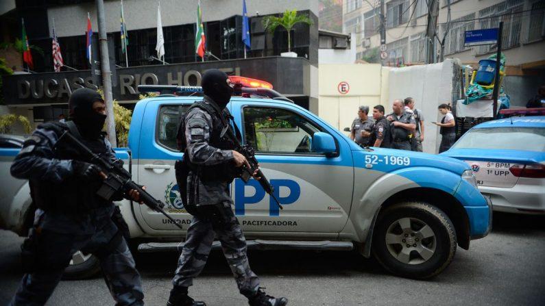 Justiça do Rio decreta prisão de 23 integrantes de milícia