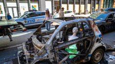 Evidências sugerem que violência é incitada por grupos organizados em protestos em Nova Iorque e Chicago