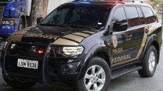 PF cumpriu seis mandados de prisão em Operação Fiat Lux