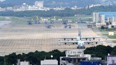 Duas bases militares dos EUA em Okinawa estão confinadas pelo vírus do PCC