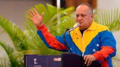 Diosdado Cabello, número dois do Chavismo, tem COVID-19